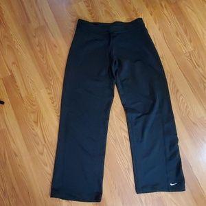 Nike Fit dry sweatpants size M 8-10